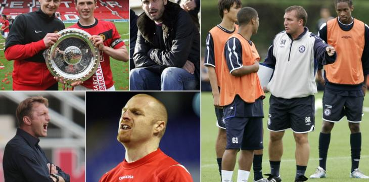 Where Is Your Club's Next Manager? Coaching the Youth Team