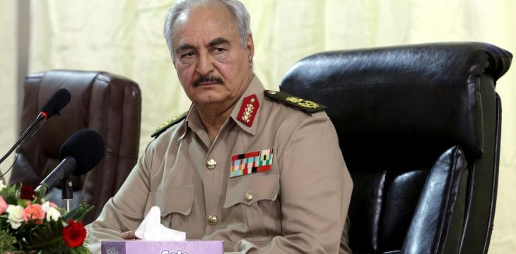 Haftar Announces 'Decisive' Tripoli Battle