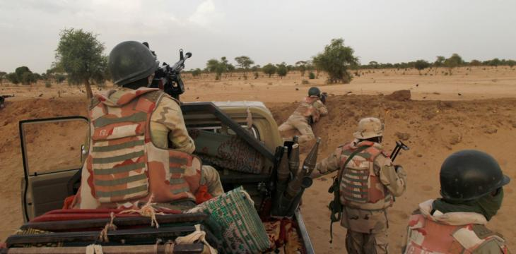 ISIS Claims Military Camp Attack in Niger