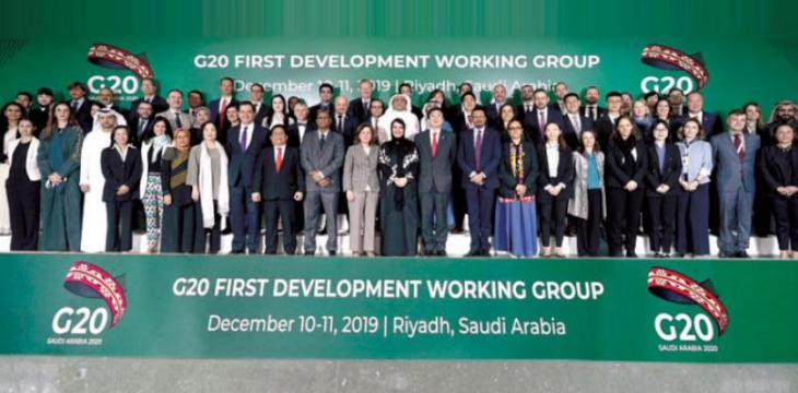 G20 Development Group Stresses Cooperation Among Members