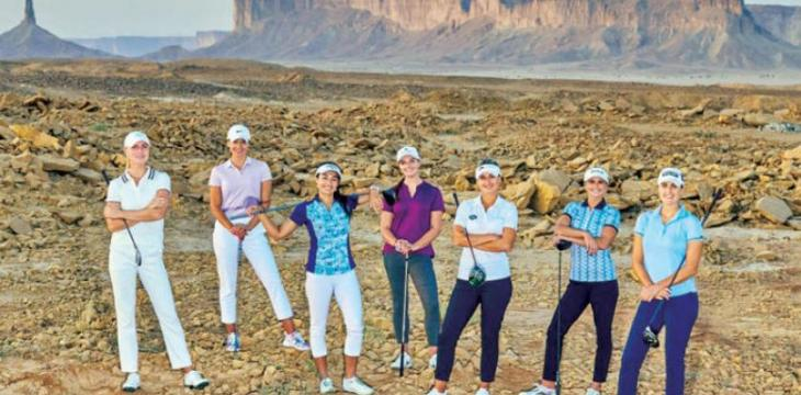 Saudi Arabia to Stage 1st Women's Pro Golf Event in March