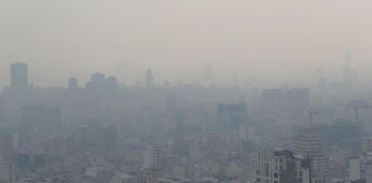 Smog Forces Schools Shut in Iran