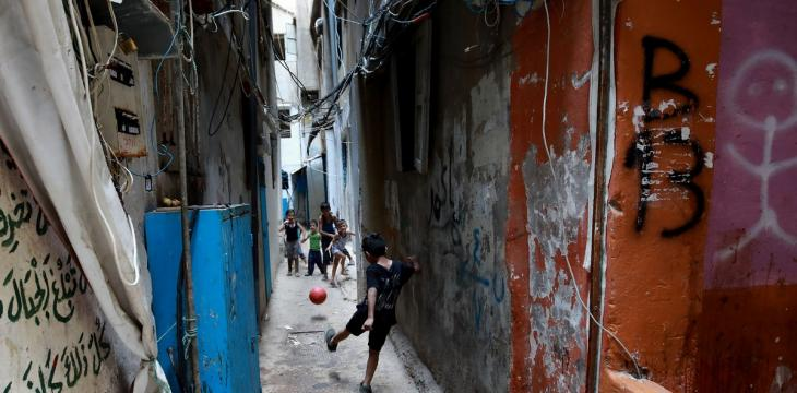 Palestinian Refugee Recounts to Asharq Al-Awsat Desperate Attempts to Leave Lebanon