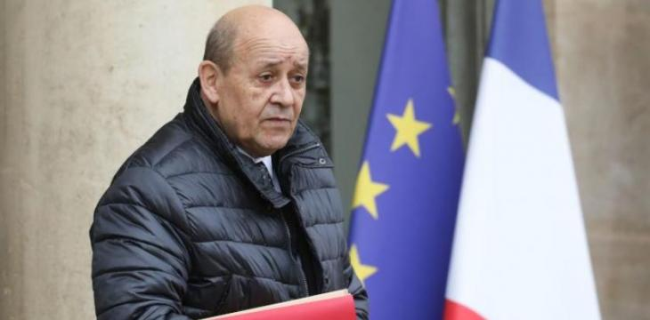 French FM to Lebanon's Leaders: 'Get Moving'