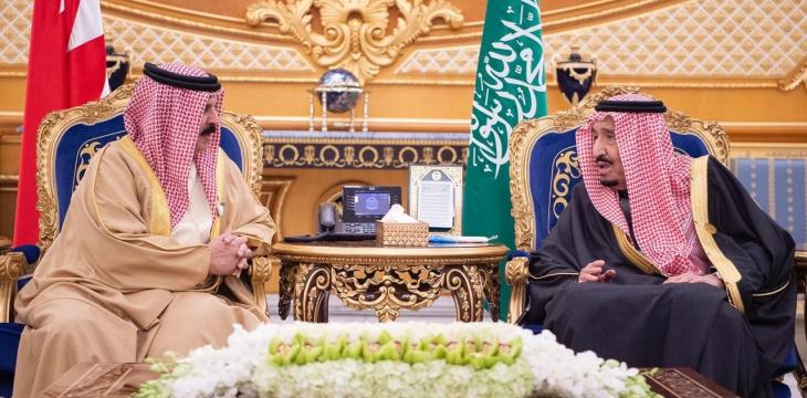 Saudi Leadership Congratulates Bahrain King on National Day