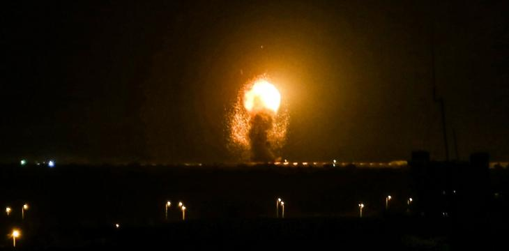 Incendiary Balloon Attacks from Gaza Resume