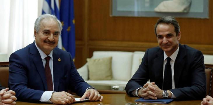 Greece Threatens to Veto Deal that Maintains Turkey-GNA Agreements