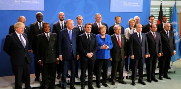 Berlin Conference on Libya: Deal to Respect Arms Embargo, Push Ceasefire