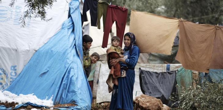 EU Sets up $998 Million Budget for Humanitarian Aid