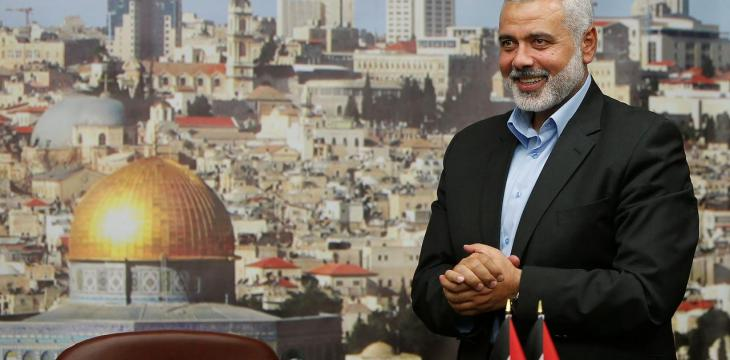 Hamas: No Tension With Cairo