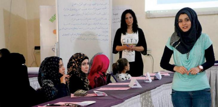 Exclusive - Campaign in Raqqa, Deir Ezzour Seeks More Female Involvement in Politics