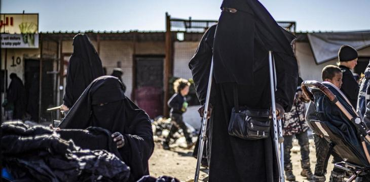 'Really Tired': French ISIS Women Languish in Syria Camp