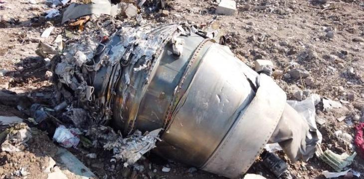 Canada, Iran Clash Over Who Should Analyze Downed Plane's Black Boxes