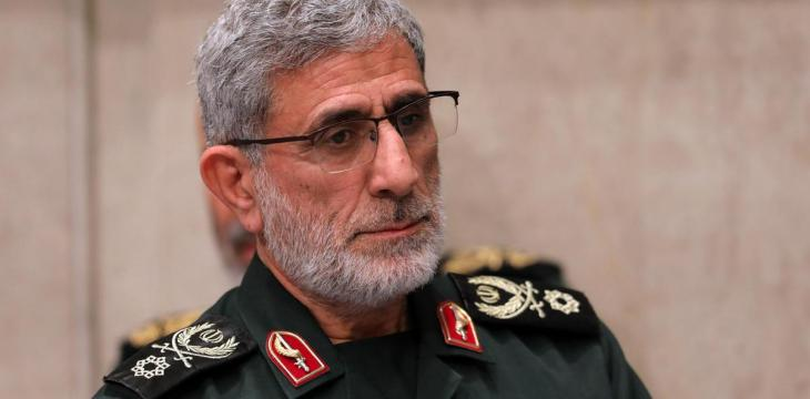 IRGC Officially Introduces Soleimani Successor and Deputy