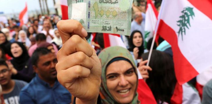 'We Won't Pay' Campaign in Lebanon to Boycott Taxes