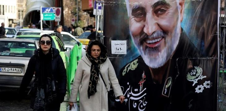 Iran: Masked Gunmen Kill Local IRGC Commander