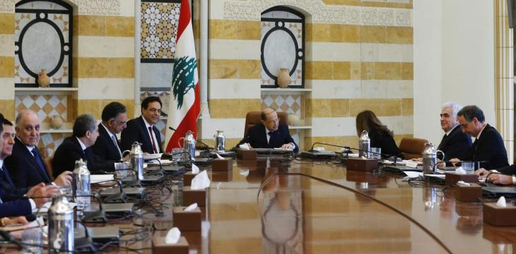 Paris Urges Lebanon's New Cabinet to Take Emergency Measures