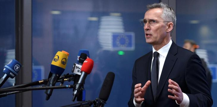 Stoltenberg: Turkey, NATO Still at Odds over Russia Arms Deal