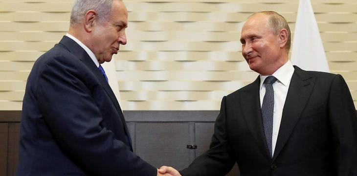 Putin Upbeat amid Possible Israeli-Russian Exchange Deal