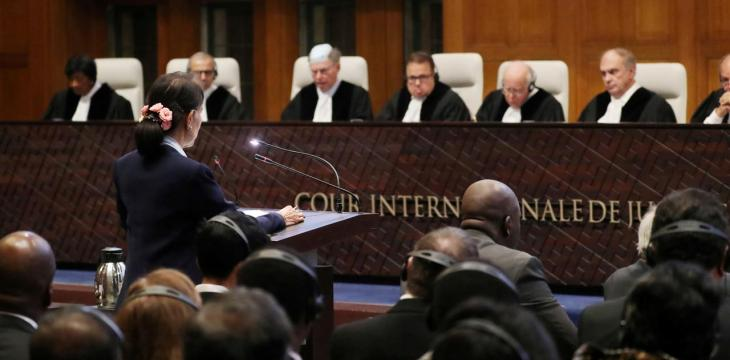 World Court Orders Myanmar to Protect Rohingya from Genocide