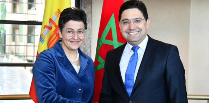 Moroccan-Spanish Talks on Demarcation of Maritime Border