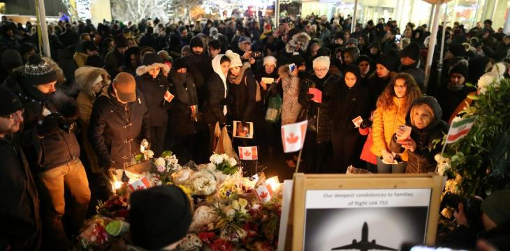 Canada, Other Nations Press Iran for More Cooperation in Downed Plane Probe