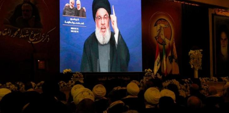 Nasrallah Urges Lebanese Politicians to Give the Cabinet a Chance