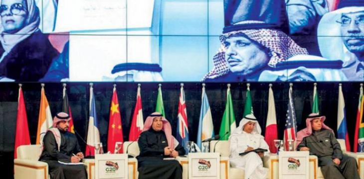 Saudi Arabia Plans 180 Global Initiatives for G20 Summit