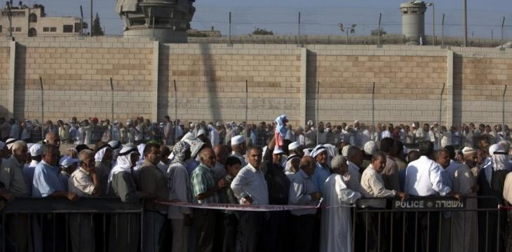 Israel to Allow Hundreds More Gazans to Enter for Work