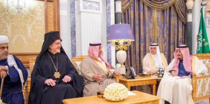 Saudi King Stresses Importance of Interfaith Dialogue, Coexistence