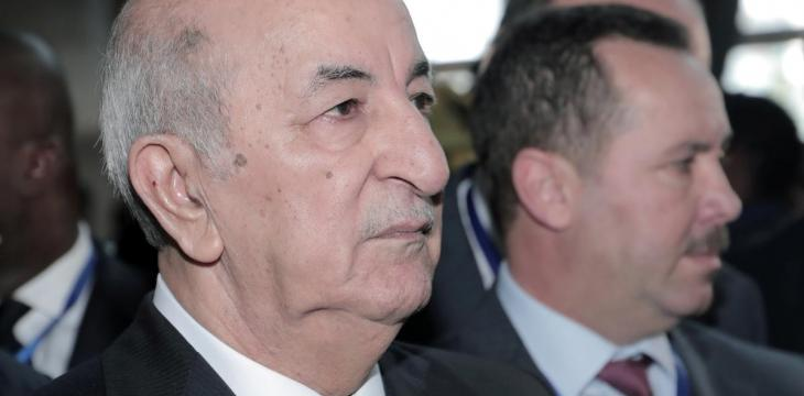 Algeria's President Says Capable of Bringing Peace to Libya