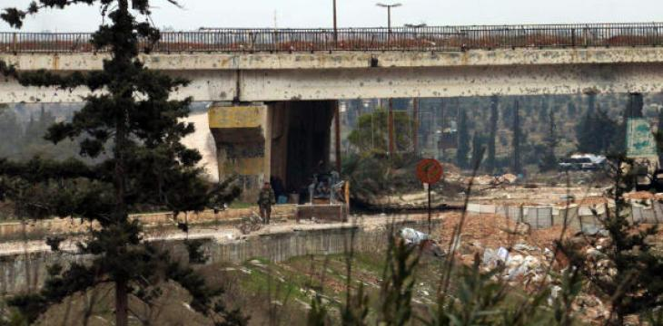 Syrian Transport Ministry Says Damascus-Aleppo Highway Open to Traffic