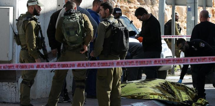 Israeli Forces Kill Palestinian Armed with Knife