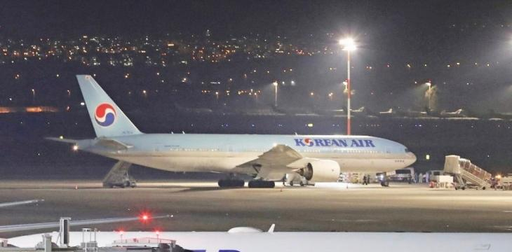 Israel Returns Non-Israelis on Flight from S. Korea over Coronavirus Fears