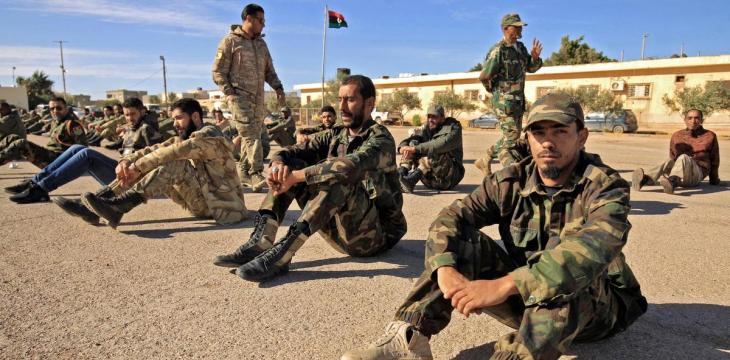 GNA Interior Minister Says Does Not Oppose US Base in Libya