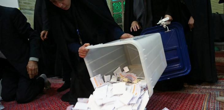 Iran Says Parliamentary Election Turnout was 42%