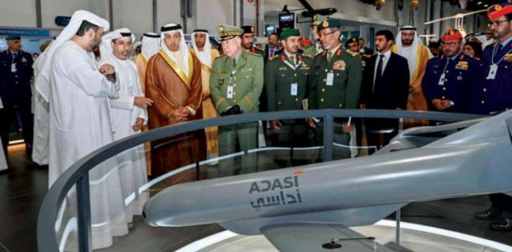UAE Armed Forces Sign 5 Deals Worth $42.4 Million