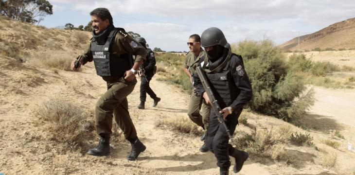3 Terrorist Camps Discovered in Tunisia's Kasserine Mountains