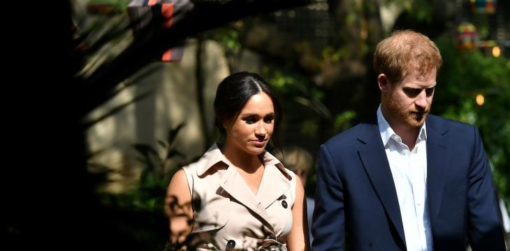 Harry, Meghan Say Queen Doesn't Own the Word 'Royal'