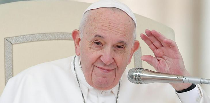 Pope Says Will Not Travel to Iraq this Year
