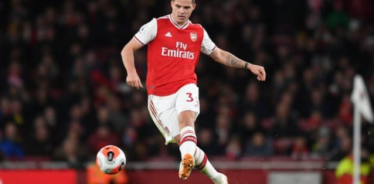 Xhaka Says Proud of Restoring Arsenal Reputation