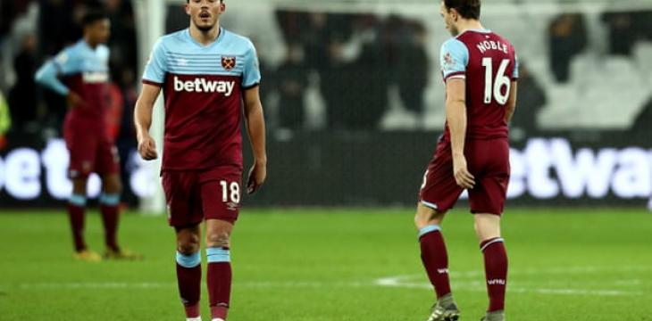 West Ham Left Staring at the Drop as Brady Bunch Spark Anger in Stands