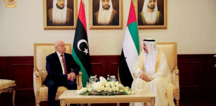 UAE Reaffirms Support for Libya's Security, Stability