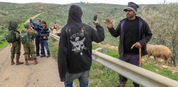 The Israelis Fighting to Keep the Jordan Valley Palestinian