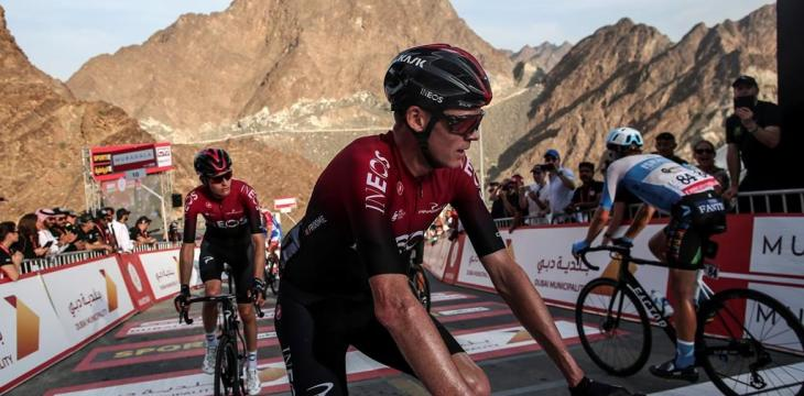 UAE Cycling Race Canceled After Positive Coronavirus Tests