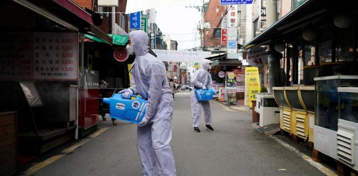 Saudi Arabia Evacuates 7 Citizens from South Korea's Daegu over Coronavirus Outbreak