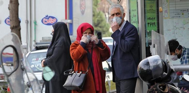 Iran: 123 New Coronavirus Deaths, Rouhani Says It's Not Time For 'Politcal War'