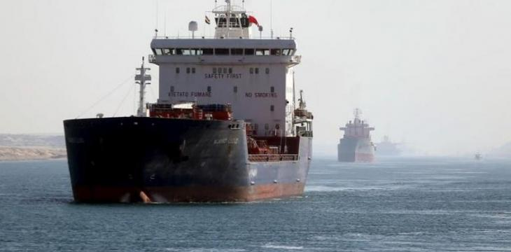 Official: Shipping Traffic in Egypt's Suez Canal Unaffected By Coronavirus Crisis