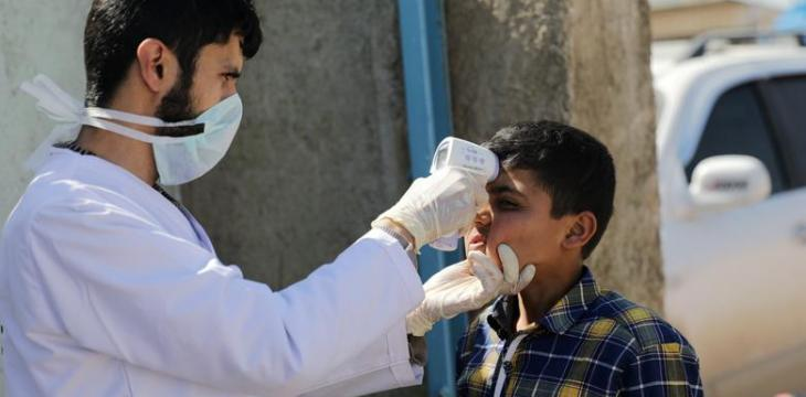 Six New COVID-19 Cases Reported in Damascus