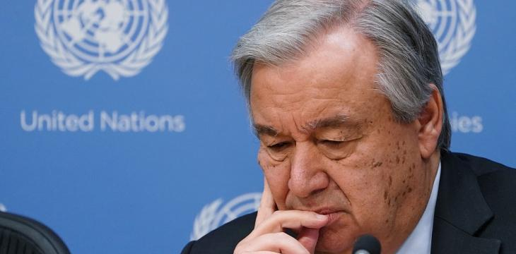 Worst Yet to Come for Countries in Conflict amid Coronavirus, Says UN Chief